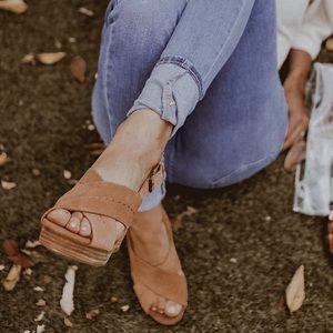 Shoes - Toms Ibiza heels